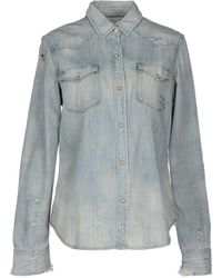 Denim & Supply Ralph Lauren Camisa vaquera - Azul