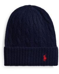 Polo Ralph Lauren Hat - Blue