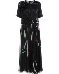 Giorgio Armani Long Dress - Black