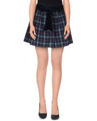 Maison Espin - Mini Skirt - Lyst