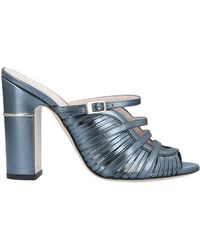 Pollini Sandals - Blue