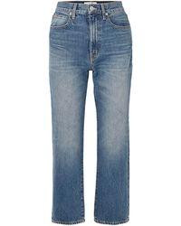 SLVRLAKE Denim Denim Trousers - Blue