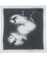 Rick Owens DRKSHDW Écharpe - Noir