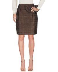 Tonello | Knee Length Skirt | Lyst