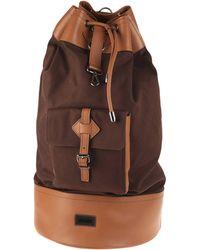 Moschino Travel & Duffel Bag - Brown