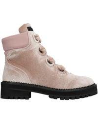 Liu Jo Ankle Boots - Pink