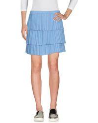 Goldie London - Denim Skirt - Lyst