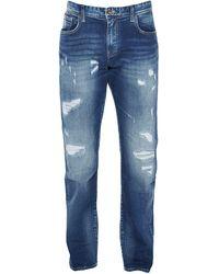 Armani Exchange Denim Pants - Blue