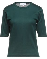 Enfold T-shirt - Green