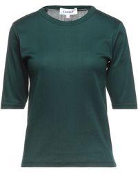 Enfold T-shirt - Green