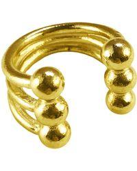 Gogo Philip Ring - Metallic