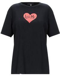 ALEXACHUNG - T-shirt - Lyst