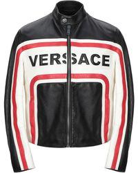Versace Giubbotto - Nero