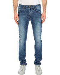 Dondup Pantaloni jeans - Blu