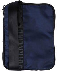 Bikkembergs Cross-body Bag - Blue