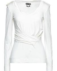 Tom Ford T-shirt - Blanc