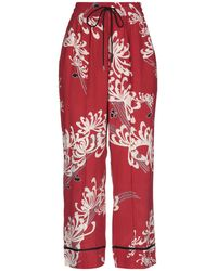 McQ Casual Trouser - Red