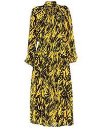 N°21 Vestito lungo - Giallo
