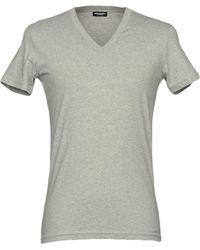 DSquared² Camiseta interior - Gris