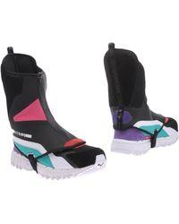... Alexander McQueen X Puma Boots Lyst Alexander McQueen Puma Summer Joust  ... 4466ad5e6