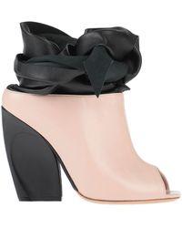 Dior Bottines cheville - Rose