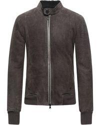 Dacute Jacket - Grey