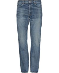 Celine Pantaloni jeans - Blu