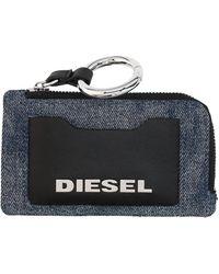 DIESEL Key Ring - Blue