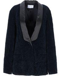 Aglini Suit Jacket - Blue