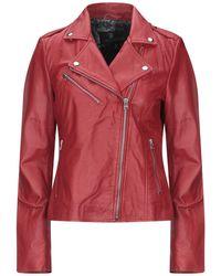 Goosecraft Jacket - Red