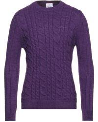 Berna Jumper - Purple