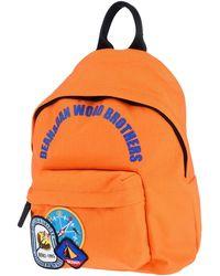 DSquared² Backpacks & Fanny Packs - Orange
