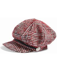 TOPSHOP Hat - Red