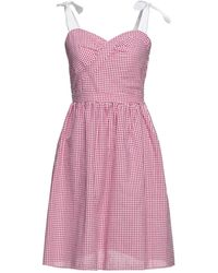 Naf Naf Short Dress - Red
