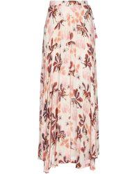 Poupette Long Skirt - Natural