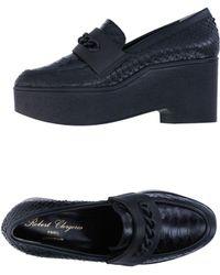 Robert Clergerie Loafer - Black