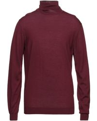 AT.P.CO Turtleneck - Red