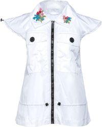 NO KA 'OI Jacket - White