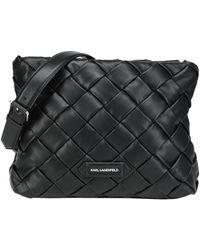 Karl Lagerfeld Handbag - Black