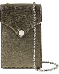 Ratio et Motus Handbag - Metallic