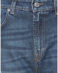 Department 5 Pantalon en jean - Bleu