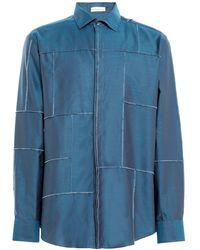 Etro Camisa - Azul