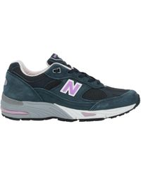 New Balance Low-tops & Trainers - Blue