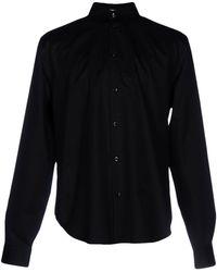 Markus Lupfer Camisa - Negro
