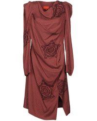 Vivienne Westwood Red Label - Knee-length Dresses - Lyst