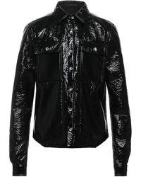 Rick Owens DRKSHDW Chemise - Noir