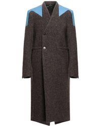 Rick Owens Coat - Multicolour