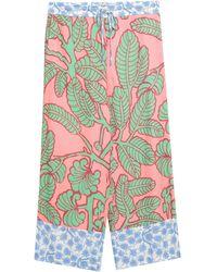 5preview Pantalones - Verde