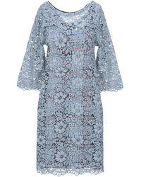 Shirtaporter Robe courte - Bleu