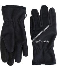 Columbia Gloves - Black